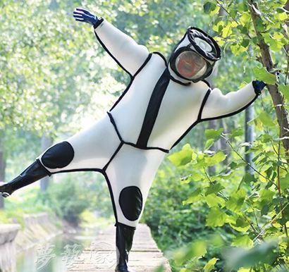 防蜂服馬蜂服防蜂衣全套透氣專用加厚防蜂服連體養蜂服抓胡蜂服捉馬蜂衣
