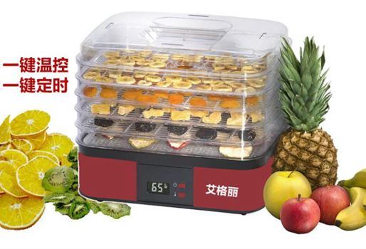 乾果機烘幹機家用水果蔬菜脫水機風幹機幹燥幹果機