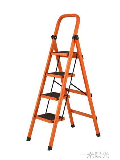 梯子家用摺疊梯人字梯加厚室內移動樓梯伸縮梯步梯多功能扶梯  WD一米陽光