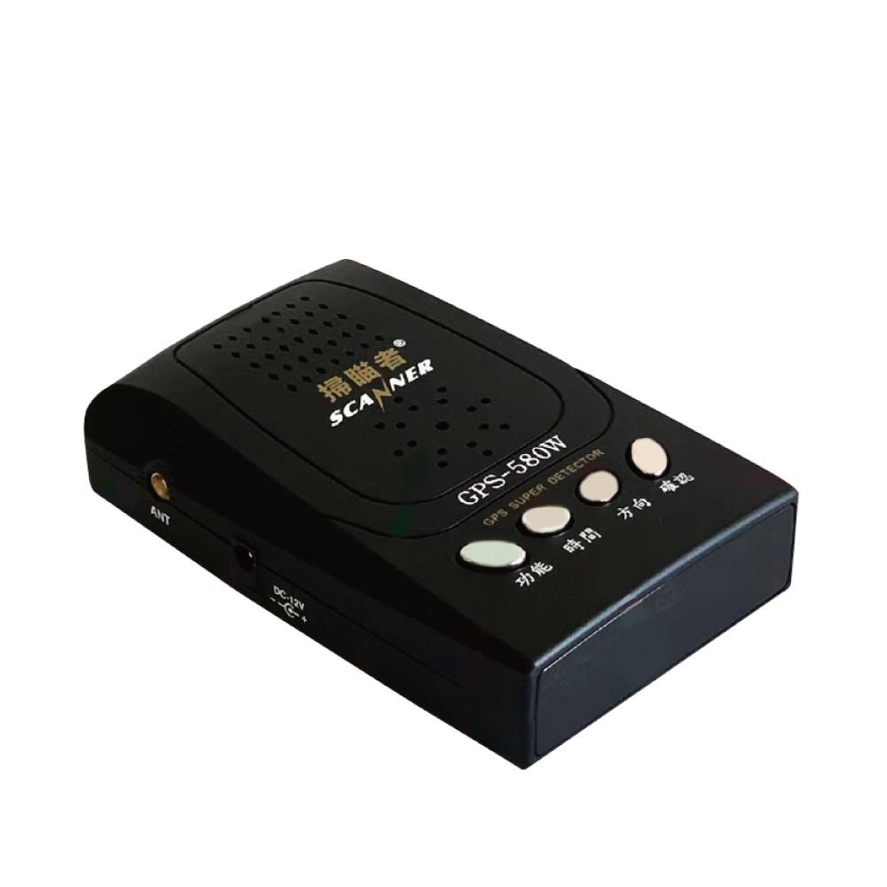 【現貨免運】掃瞄者GPS-580W 衛星定位安全測速警示器 固定式、流動式測速照相提醒 台灣製造 實體店面 安裝服務