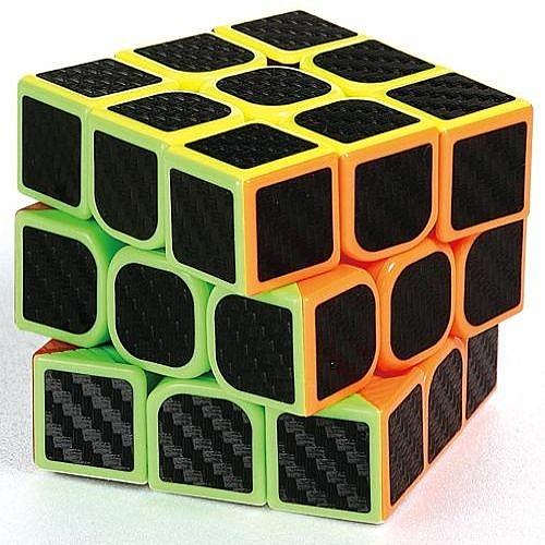 碳纖維魔術方塊(3x3x3)【愛買】