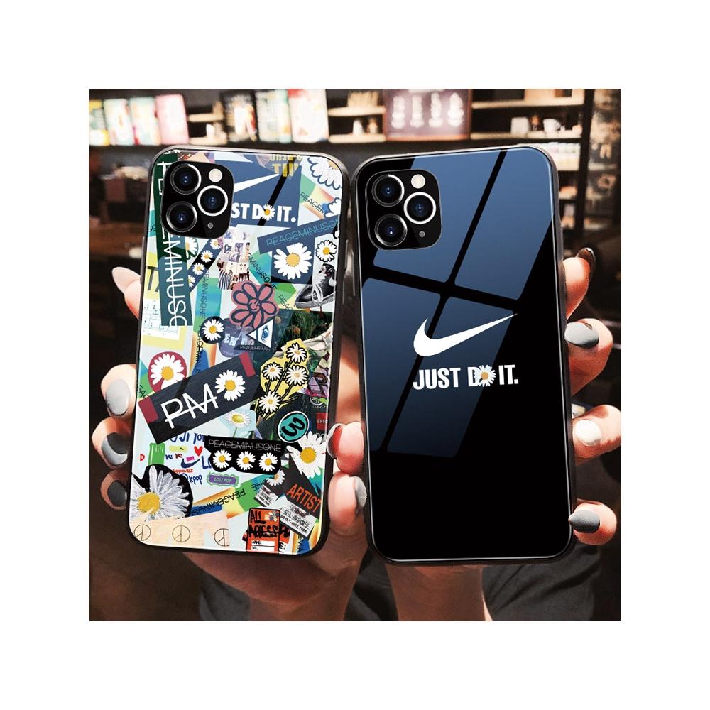 权志龙同款iphone11苹果x手机壳xr潮牌xs max标签iphone7创意8plus个性潮6s情侣11pro手机套