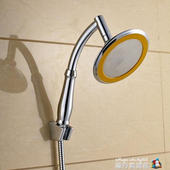 新型頂噴304不銹鋼面板浴室增壓淋浴大花灑淋雨噴頭蓮蓬頭熱水器