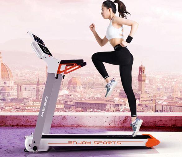 跑步機家用款超靜音男女簡易折疊走步小型平板健身房室內跑步機