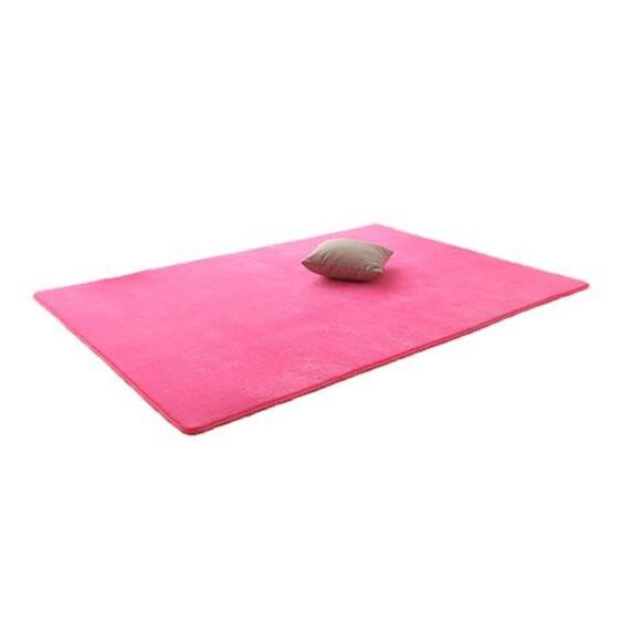 地毯北歐地毯簡約現代臥室滿鋪可愛客廳茶幾沙發榻榻米床邊地墊可定制