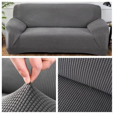 彈力加厚萬能沙發套全包布套沙發罩全蓋翻新布藝北歐簡約純色