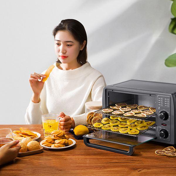 乾果機家用食品烘幹機水果蔬菜寵物肉類食物脫水風幹機電烤箱