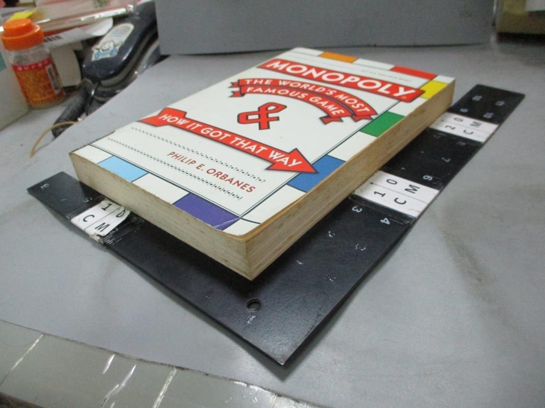 【書寶二手書T3/社會_DKP】Monopoly: The World's Most Famous Game--And How It Got That Way_Orbanes, Philip E.
