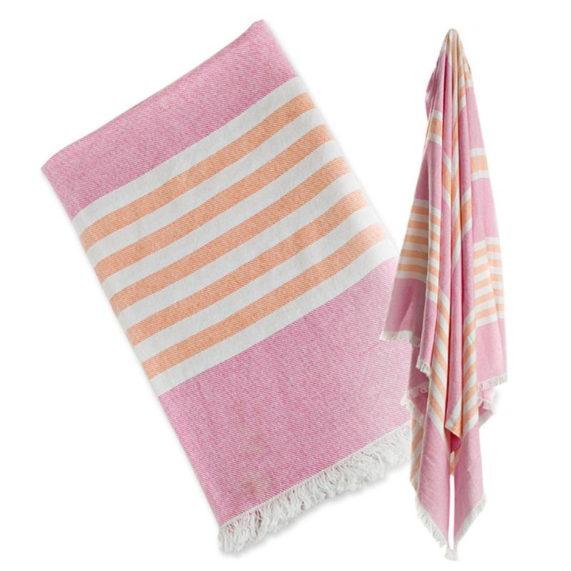 幼童多用毯 粉色