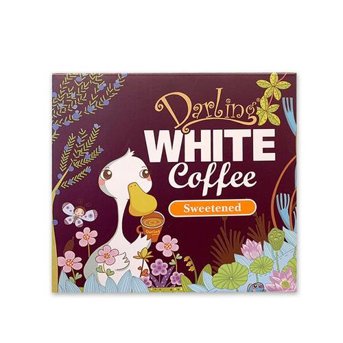 親愛的 白咖啡 三合一 30公克 X 80包