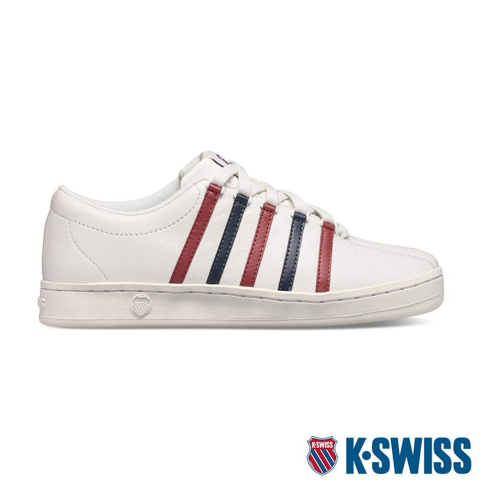 K-SWISS Classic 88 Heritage經典時尚運動鞋-男-白/紅/藍