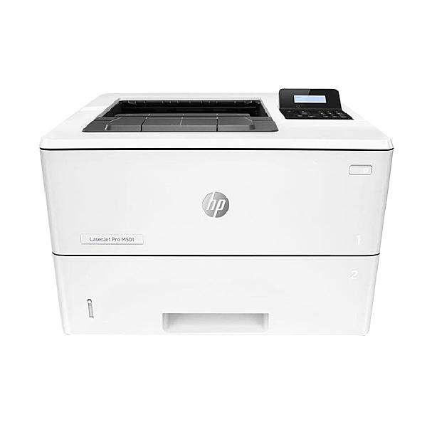 【限時促銷】HP LaserJet Pro M501dn 黑白高速雷射印表機