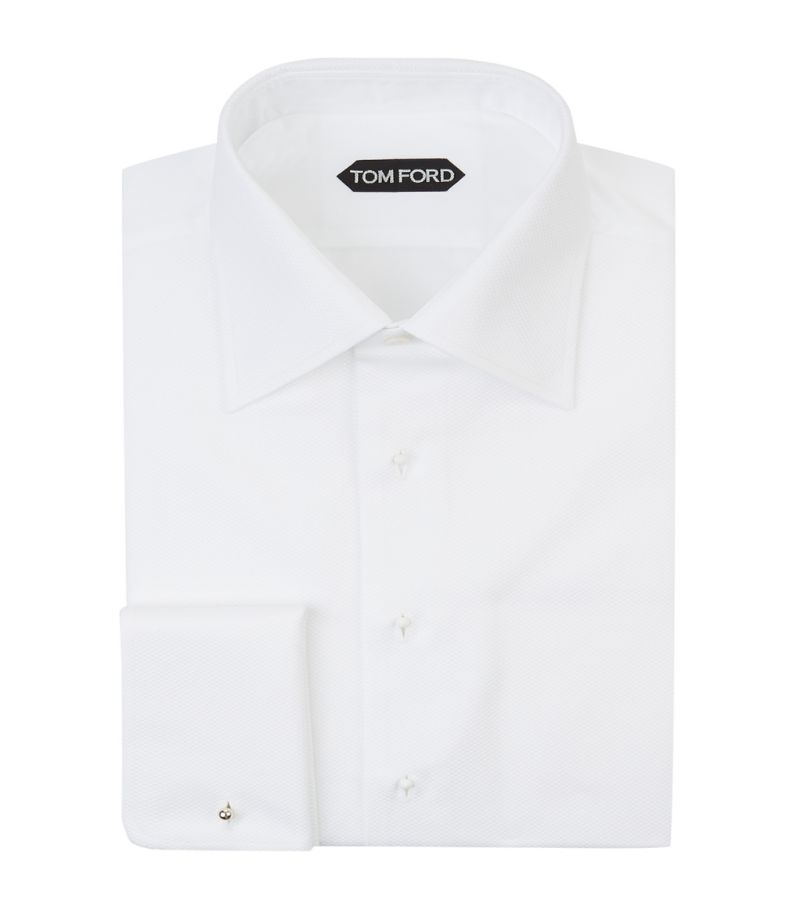 Tom Ford Piqué Cocktail Shirt