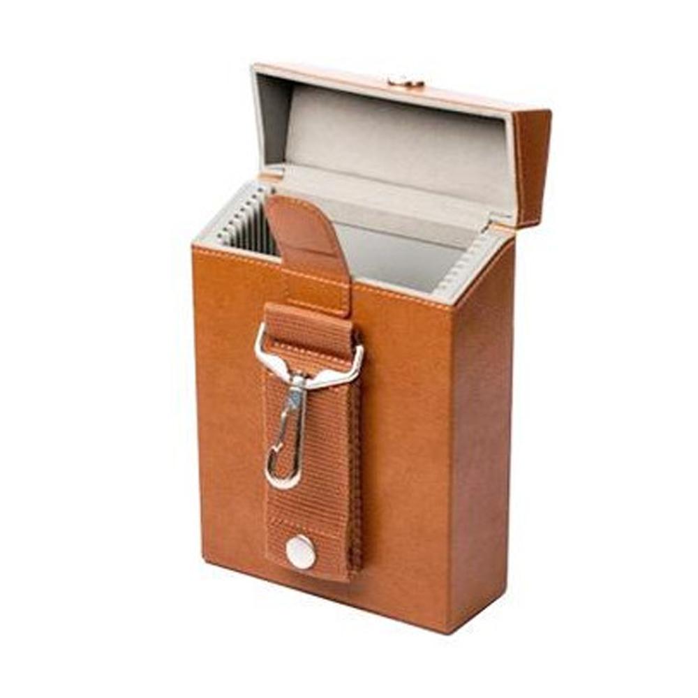 NISI 耐司 方型濾鏡 收納盒 方鏡盒 皮革 改版 可放8片鏡片 (100mm方鏡盒)