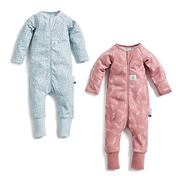 ergoPouch 1T長袖連身衣 (6~12m|1y) (兩款可選)