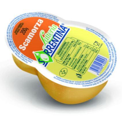冷凍煙燻斯卡莫扎乾酪LS FROZEN SMOKED SCAMORZA 200克