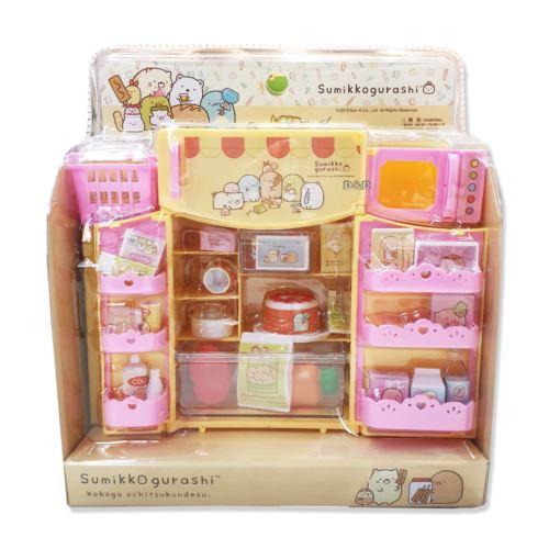 《角落小夥伴》 冰箱玩具組 東喬精品百貨
