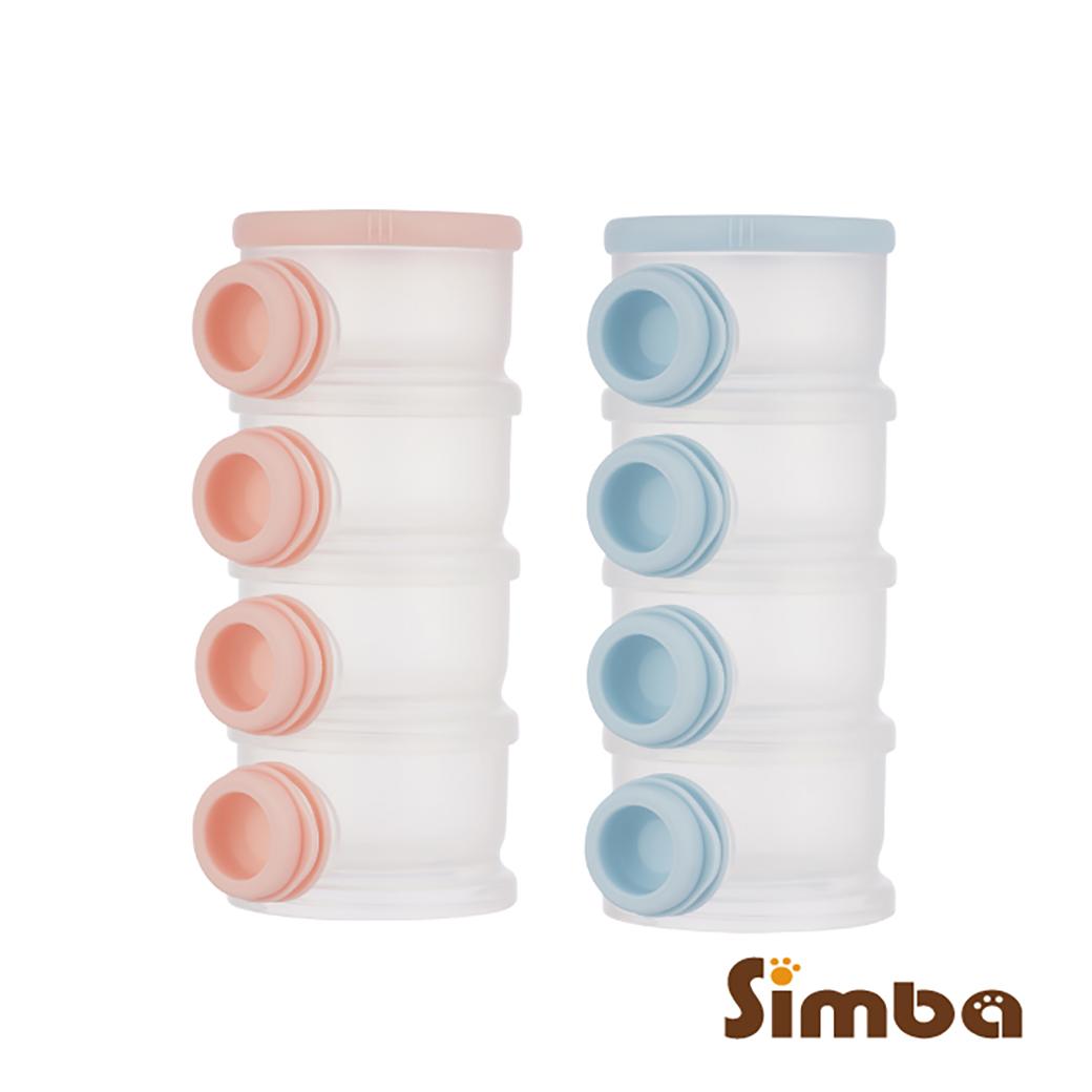 Simba小獅王辛巴 溜滑梯專利衛生奶粉盒