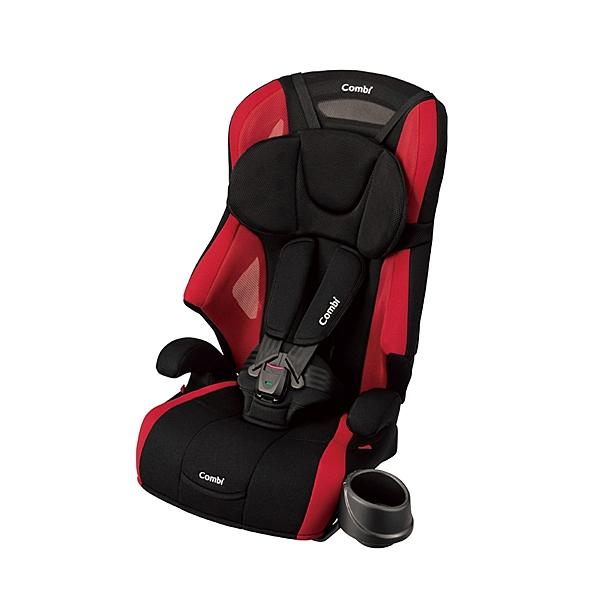 【愛吾兒】Combi 康貝 Joytrip S 成長型汽車安全座椅-炫目紅