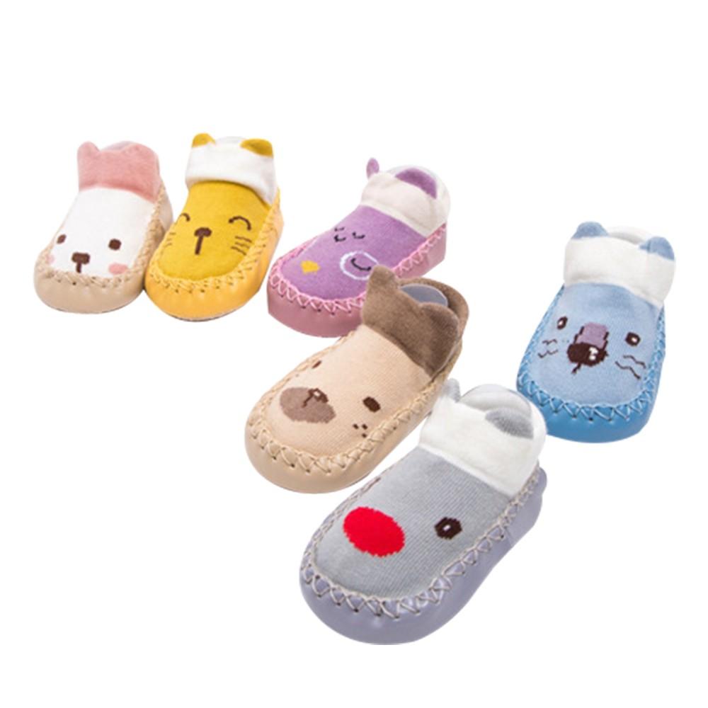 寶寶學步鞋 嬰兒襪 軟底室內鞋 地板鞋 雪倫小舖【HC8162】