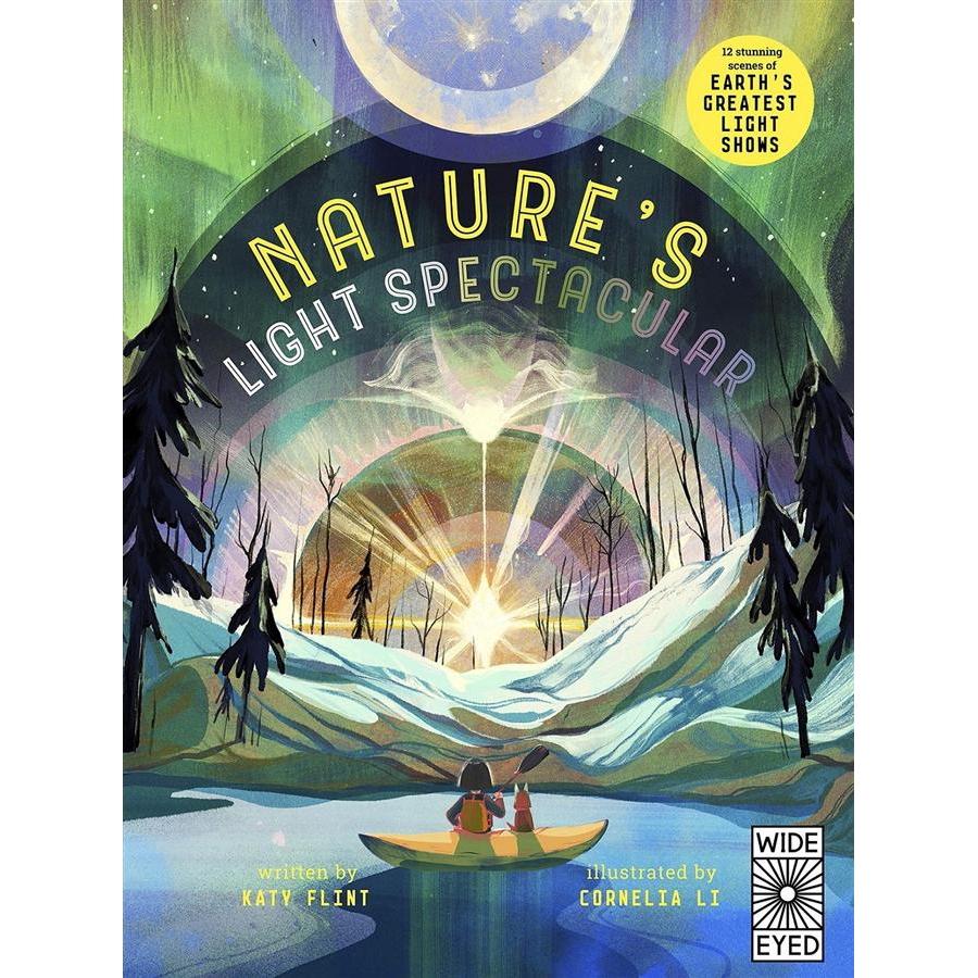 Glow in the Dark: Nature's Light /Katy Flint 誠品eslite