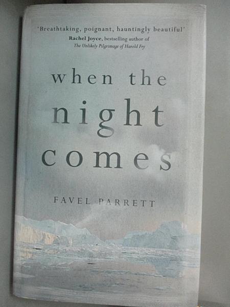 【書寶二手書T6/原文小說_G2I】When the Night Comes_Favel Parrett