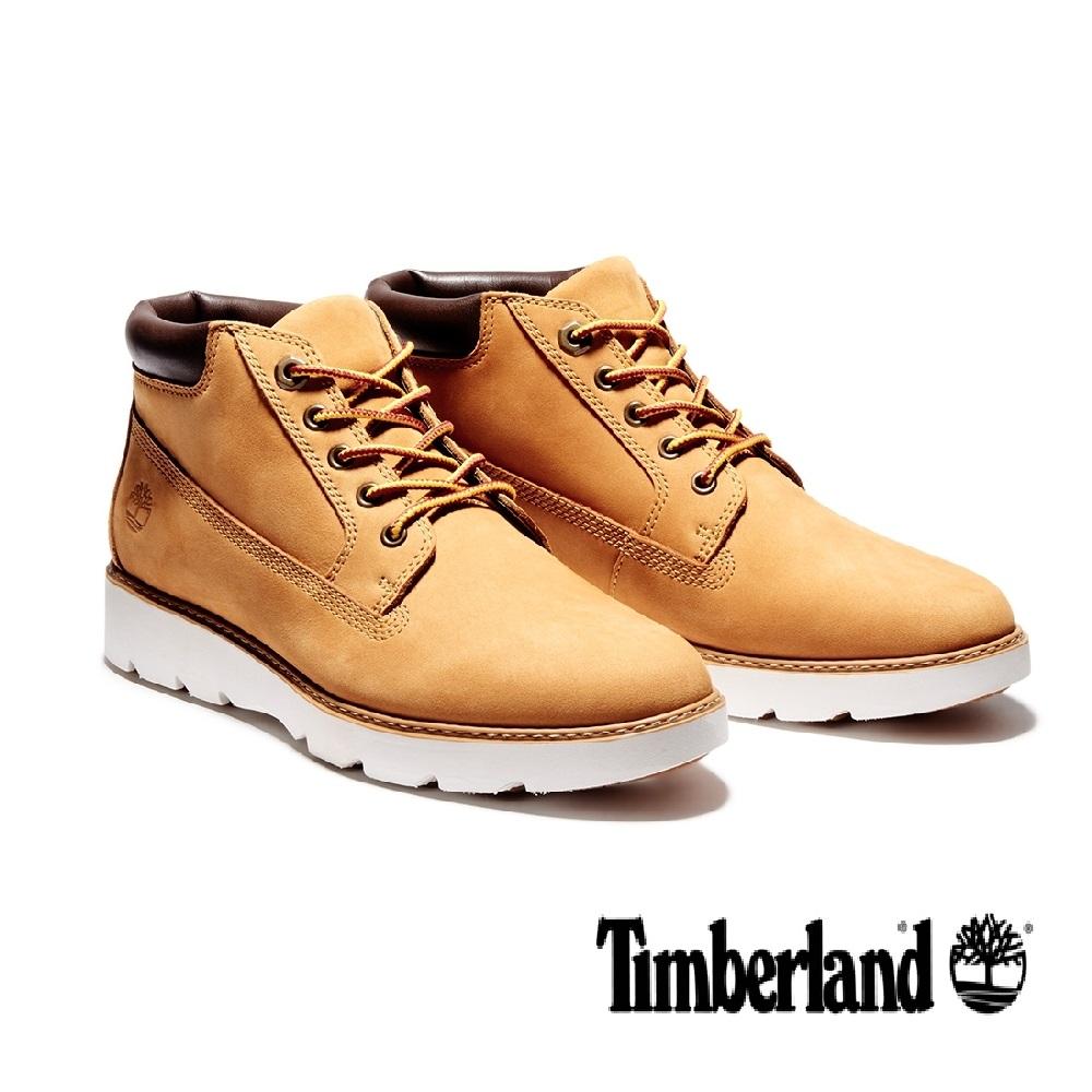 Timberland 輕質磨砂革休閒靴 女鞋 - 小麥黃 A26KK