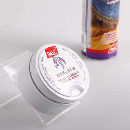【Kimo德國品牌健康鞋】】PALC Grasa de Caballo 皮雅客-透明皮革保養油‧馬油(P0003)-140ml