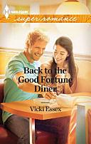二手書博民逛書店《Back to the Good Fortune Diner》