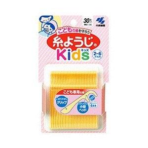 小林製藥 兒童用牙線