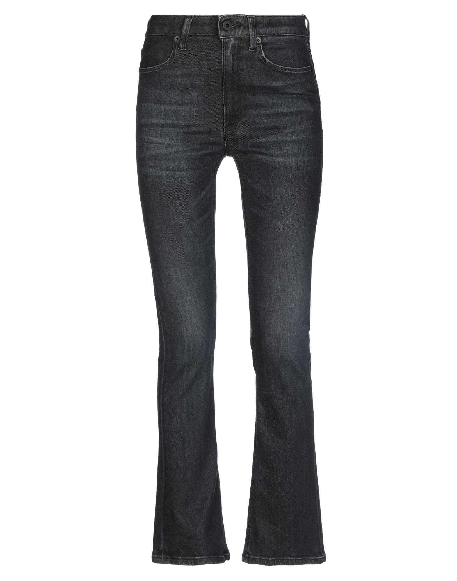 DONDUP Denim pants - Item 42806536