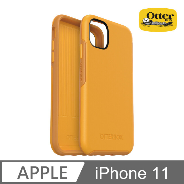 otterbox iphone 11 symmetry 炫彩幾何保護殼 (黃)
