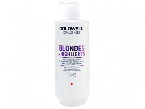 GOLDWELL 歌薇 光纖洗髮精(1000ml)  矯色洗髮精【小三美日】◢D029120