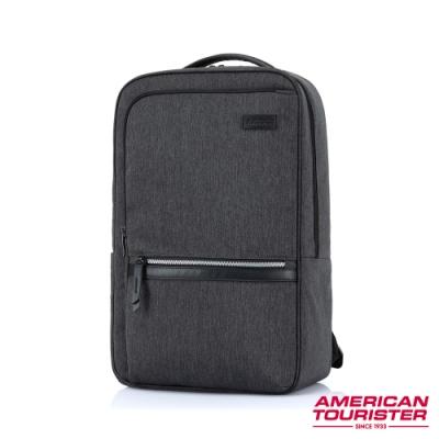 AT美國旅行者 Marion 輕量智慧型袖套筆電後背包15.6吋(灰)