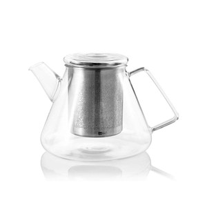 德國AdHoc 造型玻璃泡茶壺