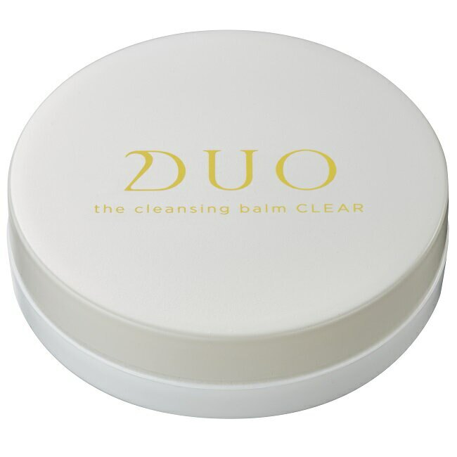 【DUO麗優】五效合一卸妝膏-深層淨化20g