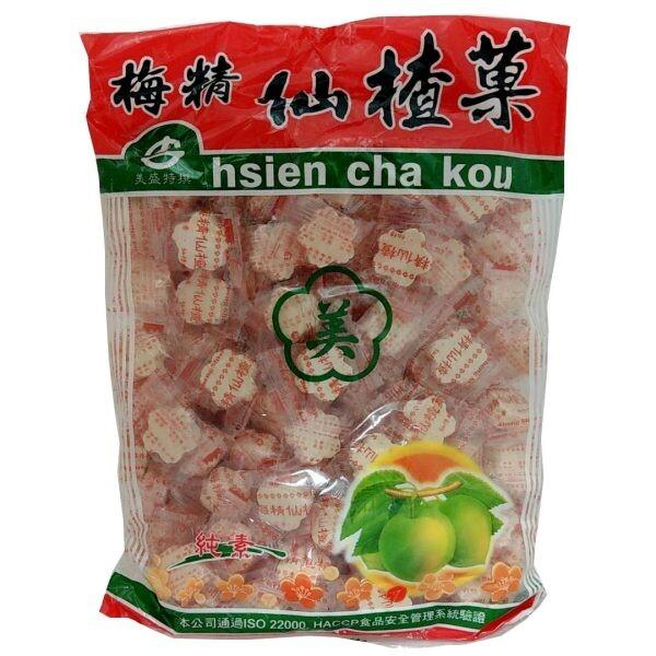美梅精 仙楂果 600公克/包