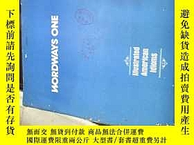 二手書博民逛書店WORDWAYS罕見ONS 活頁21張.Y180897