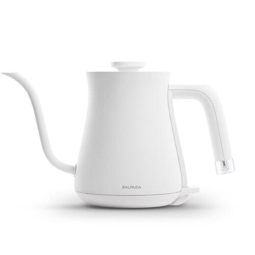 再折$400【日本BALMUDA】】The Pot 輕巧手沖壺(白色)K02D 快煮壺 熱水壺 百慕達 公司貨