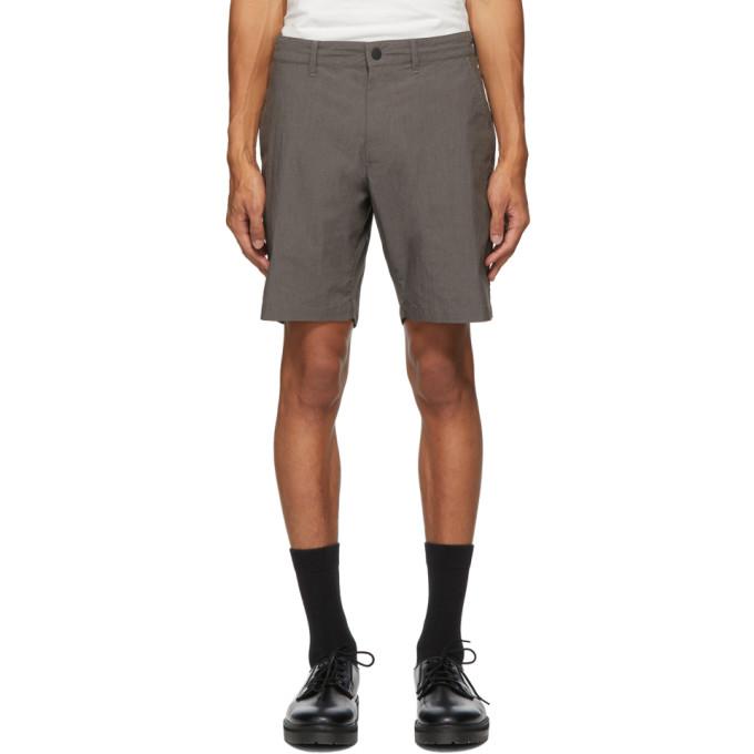 Saturdays NYC 灰色 Union 短裤