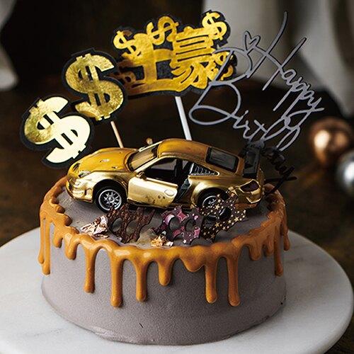 豪哥  6吋【PATIO帕堤歐】造型蛋糕/生日蛋糕/卡通蛋糕