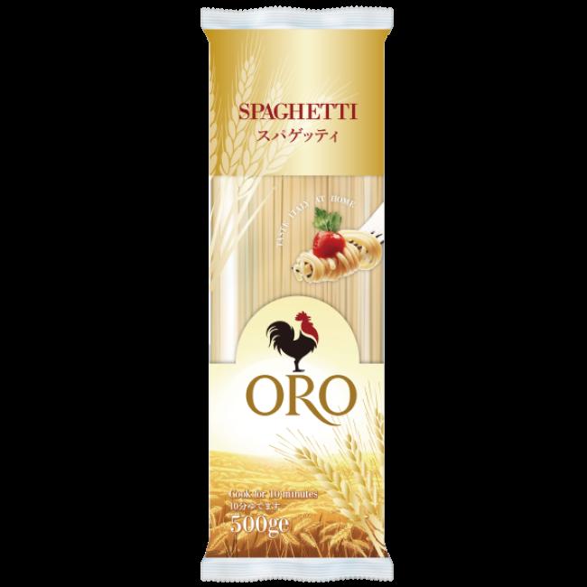 【ORO義大利麵】直麵(spaghetti)500公克   1入(滿500元免運費)(限配送台灣本島地區)