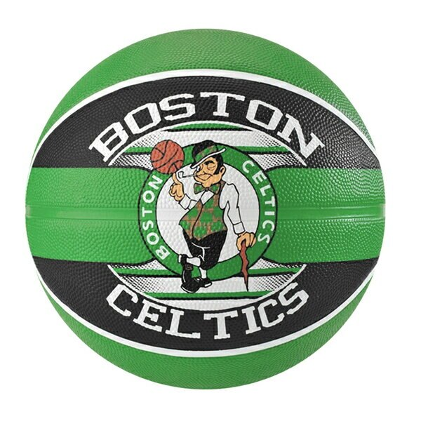 Spalding 17' Celtics [SPA83505] 籃球 7號 耐磨 橡膠 室外 塞爾提克 綠黑