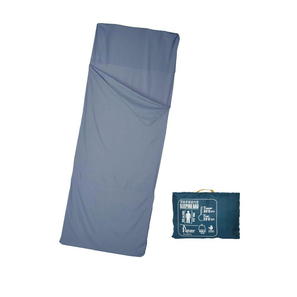 【Der Jinn德晉】9012 探險家睡袋內套 清洗方便