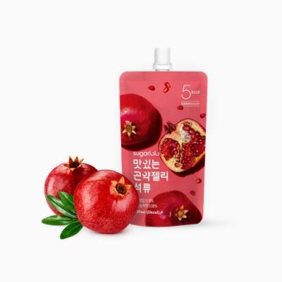韓味不二 【韓國原裝】 蒟蒻果凍飲-石榴風味 (150ml)