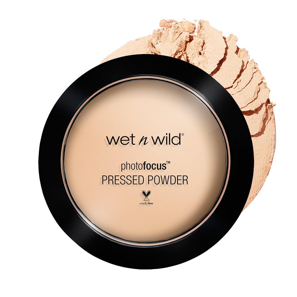 【wet n wild 官方旗艦店】wet n wild 完美上相專業輕量粉餅/現貨4色/E821E暖亮色
