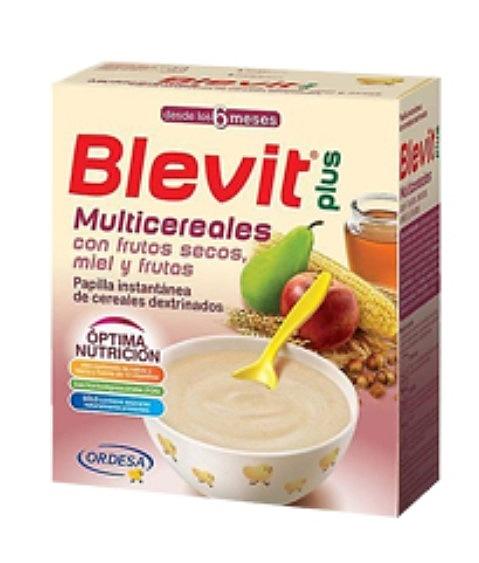 小饅頭**貝樂維 堅果水果麥精(600g)-6個月以上寶寶適用(8426594018344)