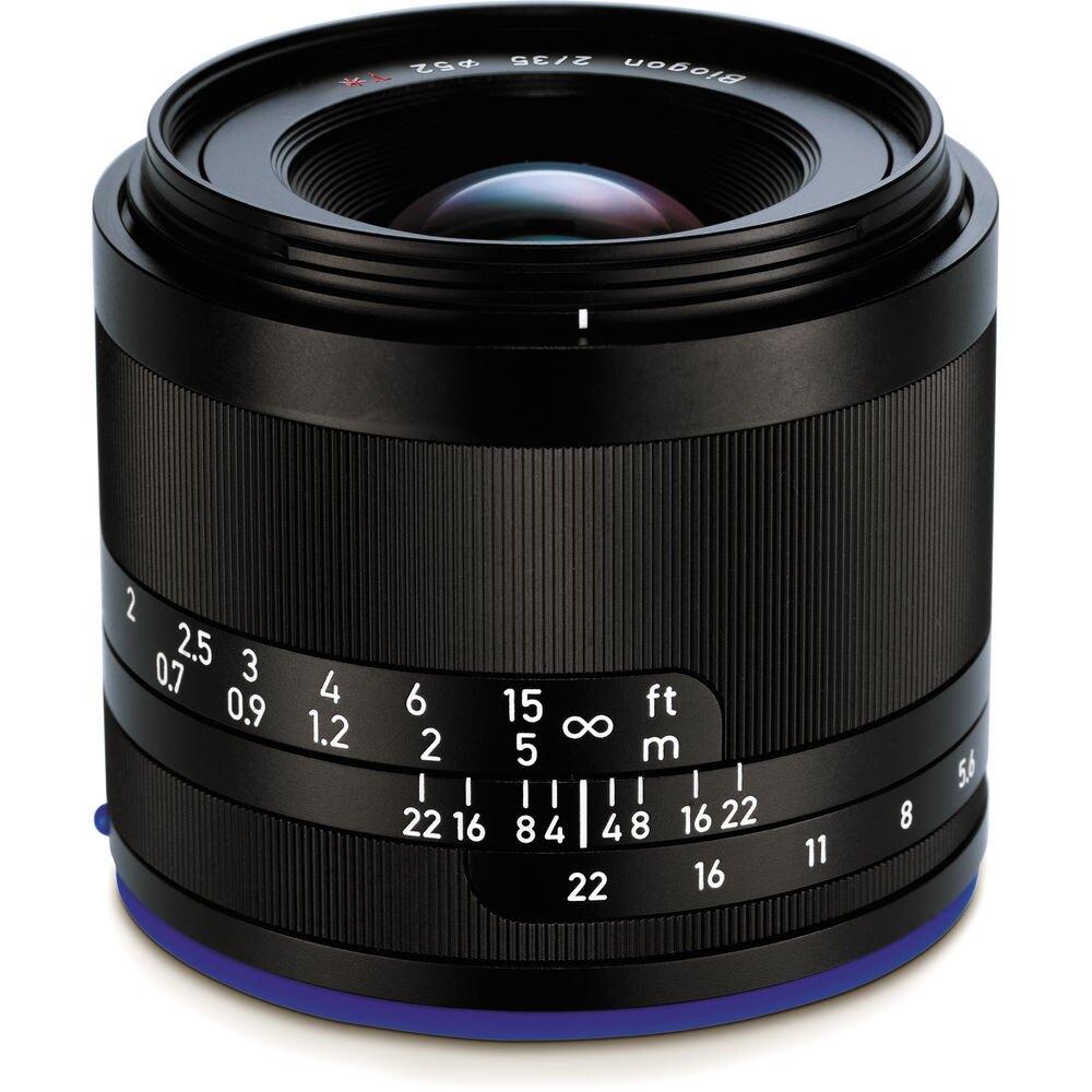 Zeiss 蔡司 Loxia 35mm F2 Sony E接環專用手動對焦鏡頭 正成公司貨