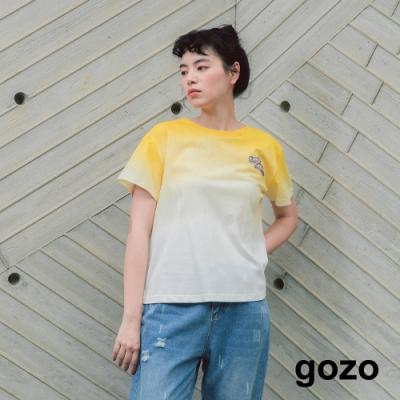 gozo-順其自然漸層上衣-(兩色)