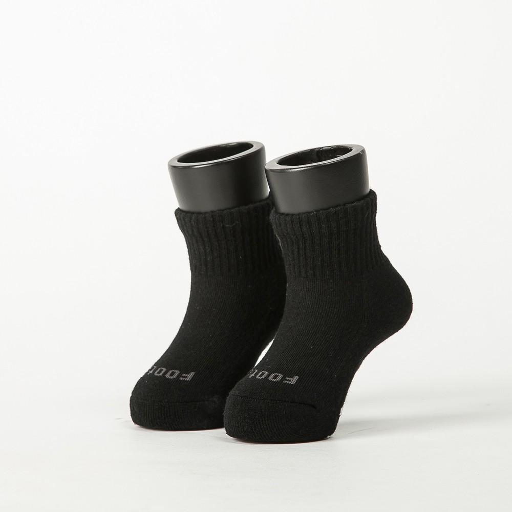 Footer素色baby氣墊襪(童款ZH197) 除臭襪 運動襪 健康襪